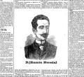 Ramón Nocedal en El Noticiero Universal.png