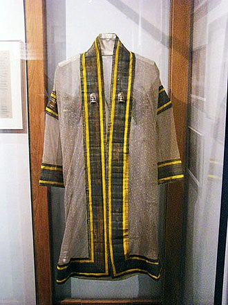 Academic dress of Chulalongkorn University - Prajadhipok's royal academic dress