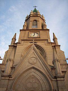 Saint Francis Xavier Church of Ramallo Catholic Church