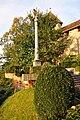 Rapperswil - Freiheitssäule - Lindenhof 2010-10-02 18-26-34.JPG