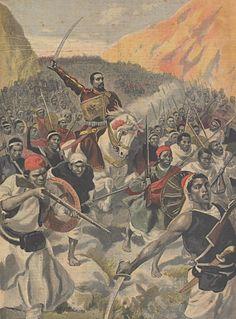 Battle of Amba Alagi (1895)