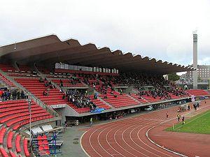 2013 European Athletics U23 Championships - The host stadium in Tampere.