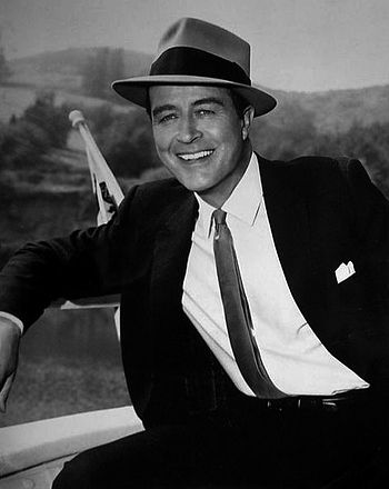 Publicity photo of Ray Milland for the CBS tel...