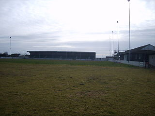 Raydale Park football stadium
