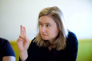 Rebecca MacKinnon - MacKinnon in 2010