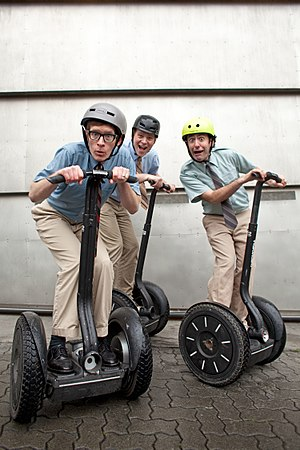 Recess Monkey - Recess Monkey is (L to R): Drew Holloway, Korum Bischoff and Jack Forman.