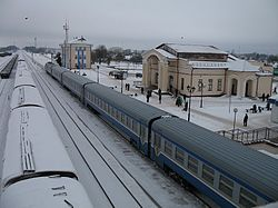 Rechytsa railway station BY.jpg