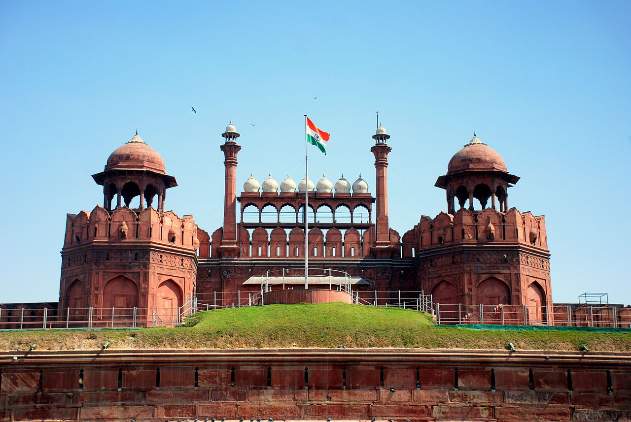 Red Fort, World heritage site