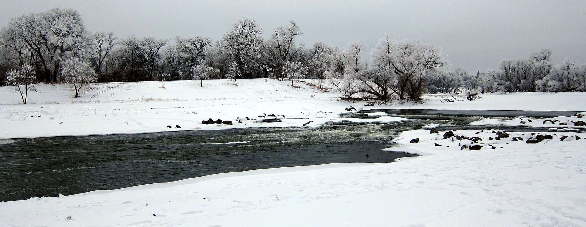 Red River of the North at Fargo, ND.jpg