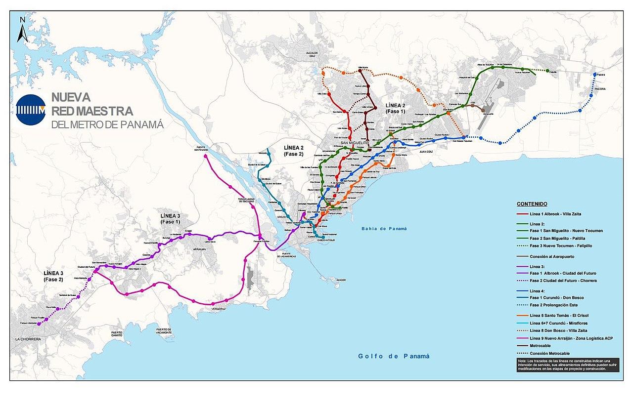 Panama Metro Wikiwand