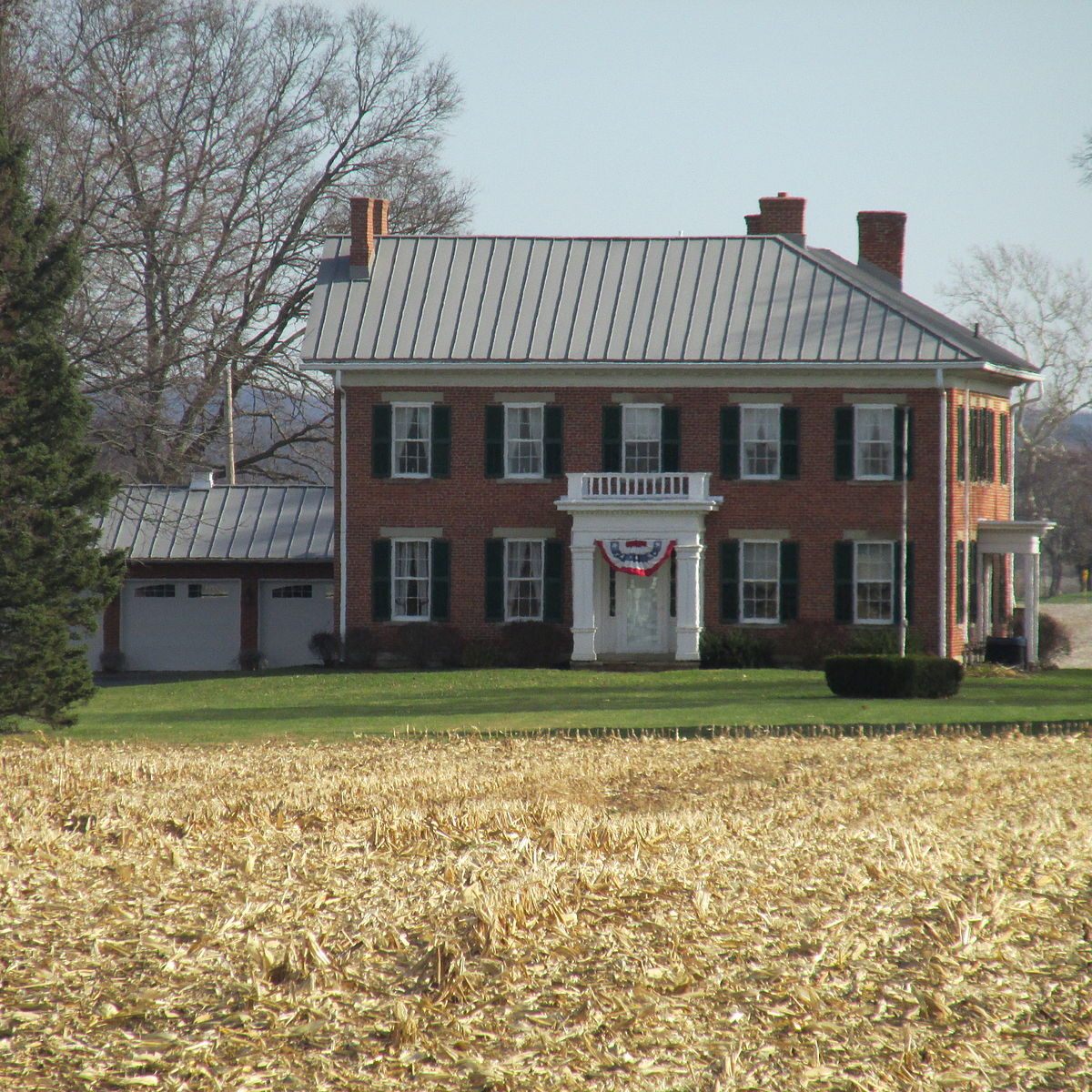 Redlands (Circleville, Ohio) - Wikipedia