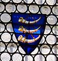 Refettorio di santa croce, stemma guicciardini.JPG