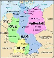 Die Grossen Vier Energieversorgung Wikipedia