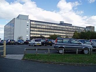 Regent Centre - One of the Regent Centre buildings