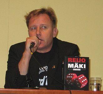 Reijo Mäki - Reijo Mäki in Helsinki October 2005