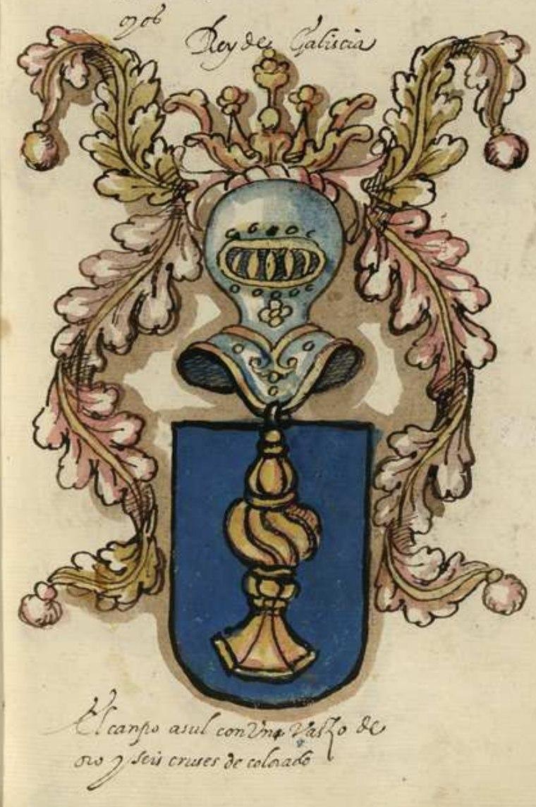 Reino de Galicia - escudo de Galicia