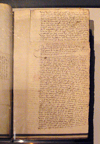 Jean de Monluc - Relation for the King of his embassy to the Ottoman Empire, by Jean de Montluc, 1545.