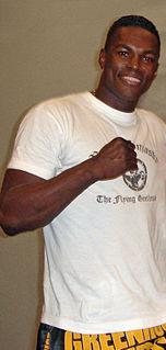 Remy Bonjasky Surinamese-Dutch former kickboxer