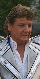 René Froger Dutch singer