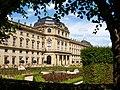Residenz, Würzburg, 22 Aug 2010 - panoramio.jpg