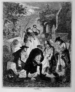 Resurrectionists in the United Kingdom People employed to exhume bodies during the 18th and 19th centuries
