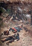 Retour offensif, fragment du panorama de La Bataille de Champigny.jpg
