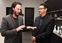 Reunião com o ator norte-americano Keanu Reeves (40564289673).jpg