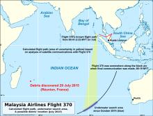 Malaysia Airlines Flight 370 - Wikipedia