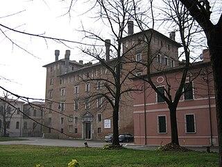 Revere, Borgo Mantovano Frazione in Lombardy, Italy