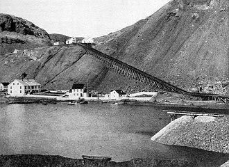 Bell Island (Newfoundland and Labrador) - Bell Island Mine, 1910
