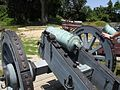 Revolutionary War artillery on display at Yorktown Battlefield image 3.jpg