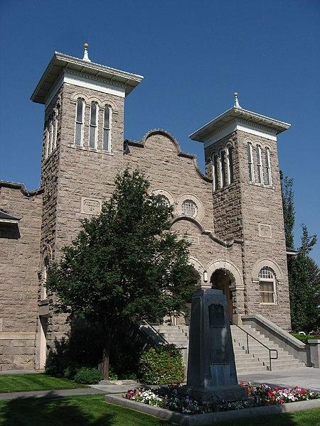 File:Rexburg Stake Tabernacle, Rexburg, Idaho (1164623251).jpg