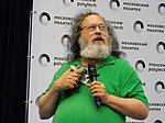 Richard Stallman in Moscow, 2019 133.jpg