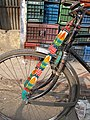 Rickshaws in Chittagong - detail 01.jpg
