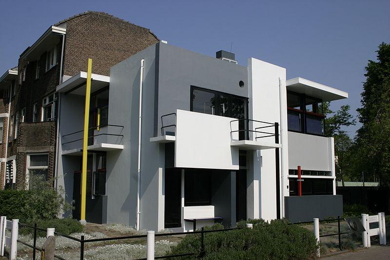 Gerrit rietveld tradizionale a chi freemaninrealworld - Stijl des maisons ...