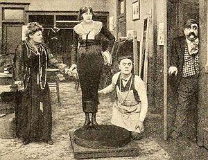 Alice Davenport - Image: Rip & Stitch Tailors (1919) 1