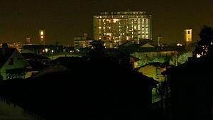 Rivarolo Canavese - Rivarolo Canavese by night