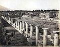 Rive, Roberto (18..-1889) - n. 407 - Foro Civile di Pompei.jpg
