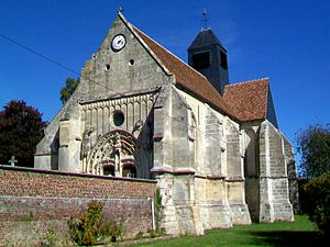 Rivecourt (60), église Saint-Wandrille.jpg