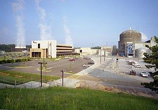 River Bend Nuclear Generating Station nuclear power plant