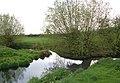 Rivers join at Marton - geograph.org.uk - 1257483.jpg