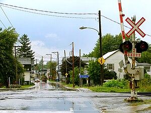 Rivière-Beaudette, Quebec - Image: Riviere Beaudette QC
