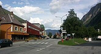Rjukan - Image: Rjukan telemark