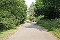 Road at Tixover Grange - geograph.org.uk - 192260.jpg