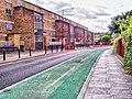 Road bike in London - panoramio.jpg