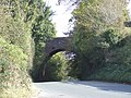 Road bridge over the B4229 - geograph.org.uk - 1543665.jpg
