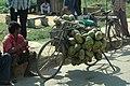 Roadside Coconuts, Bangalore, India (1628820716).jpg