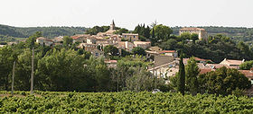 Image illustrative de l'article Roaix (Côtes-du-rhône villages)