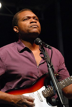 Robert Cray in concert, 2007