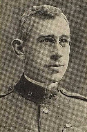 Robert M. Danford - Danford as West Point's Commandant of Cadets.  From the 1920 edition of The Howitzer, the West Point yearbook.
